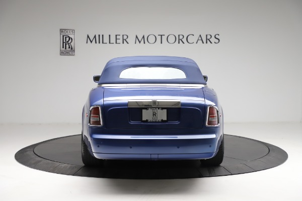 Used 2009 Rolls-Royce Phantom Drophead Coupe for sale $225,900 at Maserati of Greenwich in Greenwich CT 06830 15