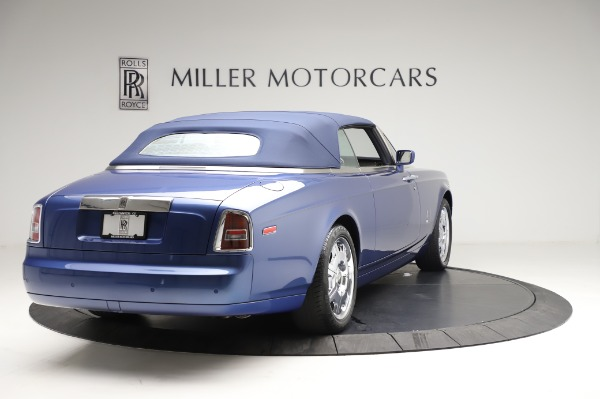 Used 2009 Rolls-Royce Phantom Drophead Coupe for sale $225,900 at Maserati of Greenwich in Greenwich CT 06830 16