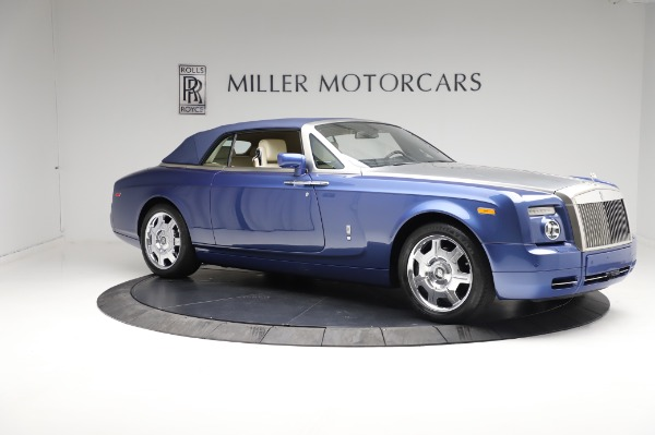 Used 2009 Rolls-Royce Phantom Drophead Coupe for sale $225,900 at Maserati of Greenwich in Greenwich CT 06830 18