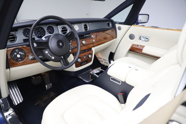 Used 2009 Rolls-Royce Phantom Drophead Coupe for sale $225,900 at Maserati of Greenwich in Greenwich CT 06830 19