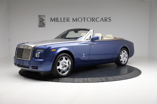 Used 2009 Rolls-Royce Phantom Drophead Coupe for sale $225,900 at Maserati of Greenwich in Greenwich CT 06830 2
