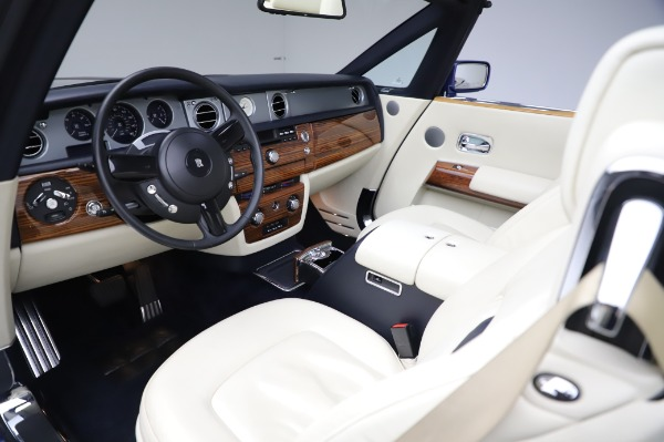 Used 2009 Rolls-Royce Phantom Drophead Coupe for sale $225,900 at Maserati of Greenwich in Greenwich CT 06830 20