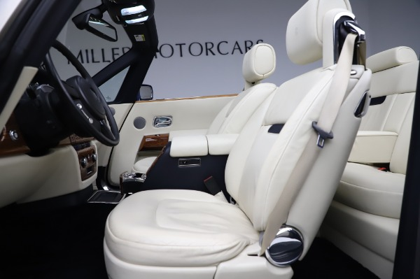 Used 2009 Rolls-Royce Phantom Drophead Coupe for sale $225,900 at Maserati of Greenwich in Greenwich CT 06830 21