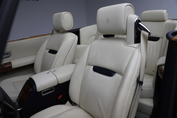 Used 2009 Rolls-Royce Phantom Drophead Coupe for sale $225,900 at Maserati of Greenwich in Greenwich CT 06830 22