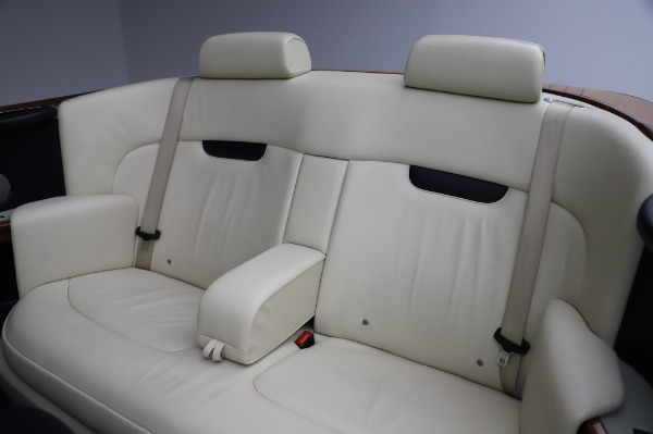 Used 2009 Rolls-Royce Phantom Drophead Coupe for sale $225,900 at Maserati of Greenwich in Greenwich CT 06830 23
