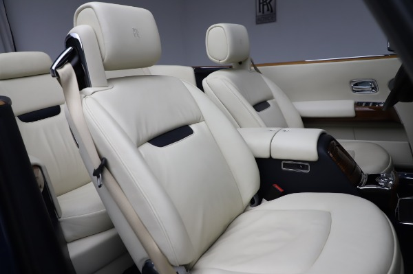 Used 2009 Rolls-Royce Phantom Drophead Coupe for sale $225,900 at Maserati of Greenwich in Greenwich CT 06830 26