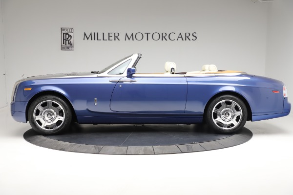 Used 2009 Rolls-Royce Phantom Drophead Coupe for sale $225,900 at Maserati of Greenwich in Greenwich CT 06830 3
