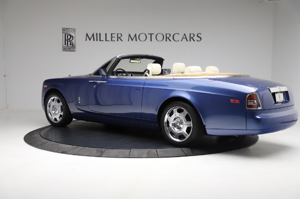 Used 2009 Rolls-Royce Phantom Drophead Coupe for sale $225,900 at Maserati of Greenwich in Greenwich CT 06830 4