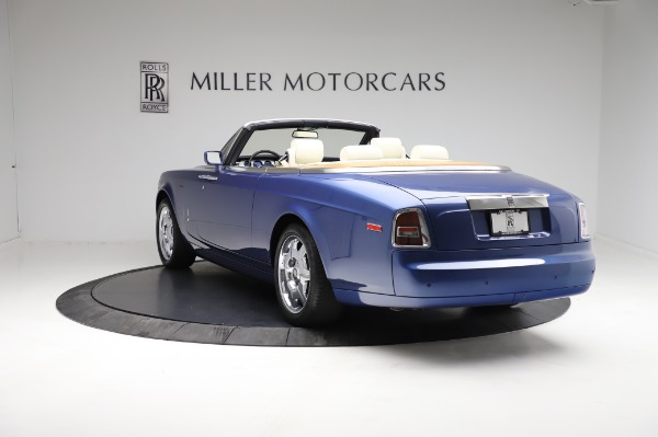 Used 2009 Rolls-Royce Phantom Drophead Coupe for sale $225,900 at Maserati of Greenwich in Greenwich CT 06830 5