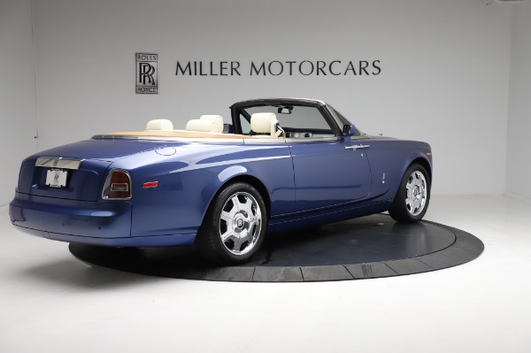 Used 2009 Rolls-Royce Phantom Drophead Coupe for sale $225,900 at Maserati of Greenwich in Greenwich CT 06830 8