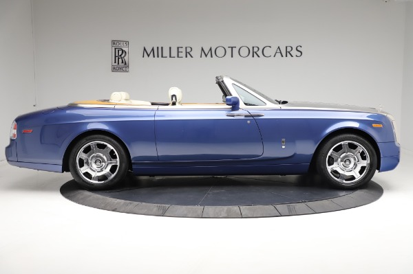 Used 2009 Rolls-Royce Phantom Drophead Coupe for sale $225,900 at Maserati of Greenwich in Greenwich CT 06830 9