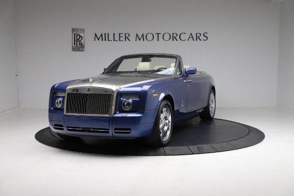 Used 2009 Rolls-Royce Phantom Drophead Coupe for sale $225,900 at Maserati of Greenwich in Greenwich CT 06830 1