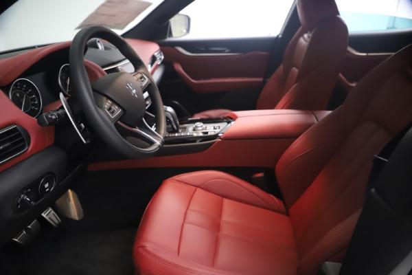 New 2021 Maserati Levante Q4 GranSport for sale $92,485 at Maserati of Greenwich in Greenwich CT 06830 15