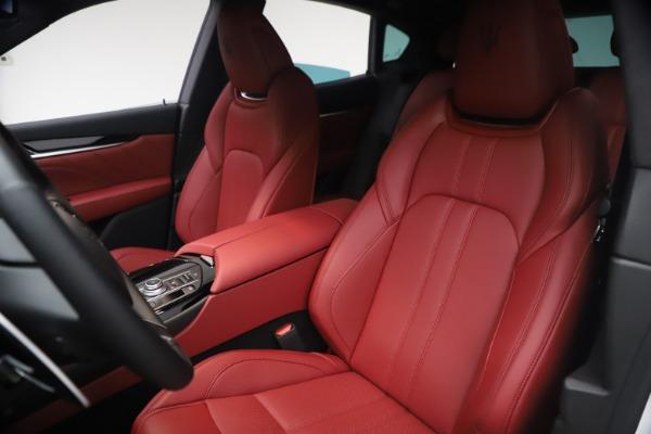 New 2021 Maserati Levante Q4 GranSport for sale $92,485 at Maserati of Greenwich in Greenwich CT 06830 16