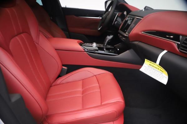 New 2021 Maserati Levante Q4 GranSport for sale $92,485 at Maserati of Greenwich in Greenwich CT 06830 22