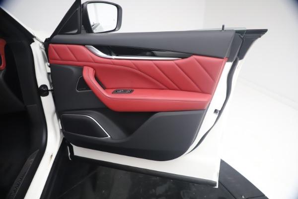 New 2021 Maserati Levante Q4 GranSport for sale $92,485 at Maserati of Greenwich in Greenwich CT 06830 23