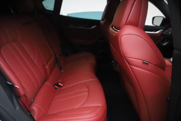 New 2021 Maserati Levante Q4 GranSport for sale $92,485 at Maserati of Greenwich in Greenwich CT 06830 25