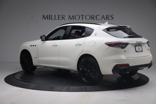 New 2021 Maserati Levante Q4 GranSport for sale $92,485 at Maserati of Greenwich in Greenwich CT 06830 4