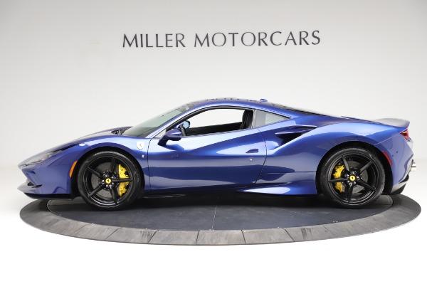 Used 2020 Ferrari F8 Tributo for sale $349,900 at Maserati of Greenwich in Greenwich CT 06830 3