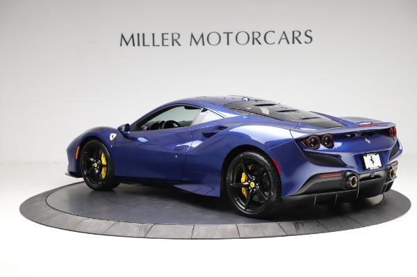 Used 2020 Ferrari F8 Tributo for sale $349,900 at Maserati of Greenwich in Greenwich CT 06830 4