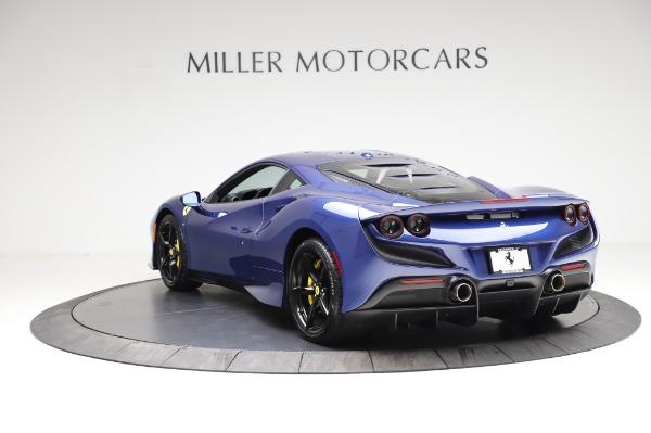 Used 2020 Ferrari F8 Tributo for sale $349,900 at Maserati of Greenwich in Greenwich CT 06830 5