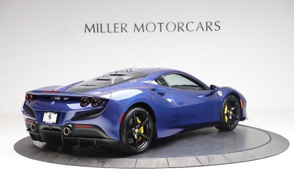 Used 2020 Ferrari F8 Tributo for sale $349,900 at Maserati of Greenwich in Greenwich CT 06830 7