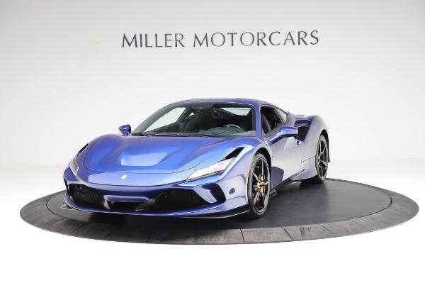 Used 2020 Ferrari F8 Tributo for sale $349,900 at Maserati of Greenwich in Greenwich CT 06830 1