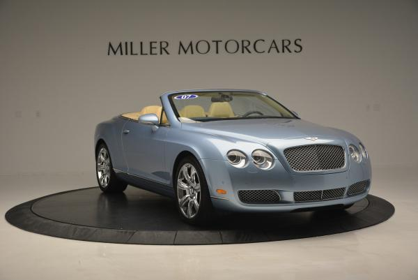 Used 2007 Bentley Continental GTC for sale Sold at Maserati of Greenwich in Greenwich CT 06830 10