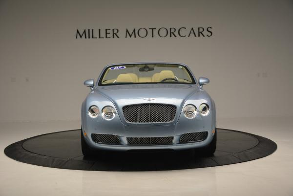 Used 2007 Bentley Continental GTC for sale Sold at Maserati of Greenwich in Greenwich CT 06830 11