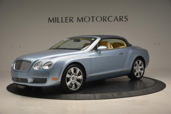 Used 2007 Bentley Continental GTC for sale Sold at Maserati of Greenwich in Greenwich CT 06830 14