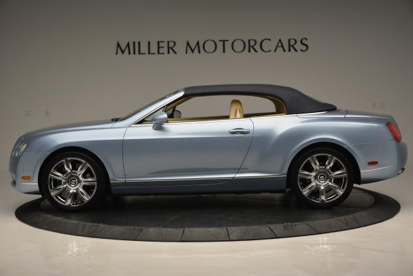 Used 2007 Bentley Continental GTC for sale Sold at Maserati of Greenwich in Greenwich CT 06830 15