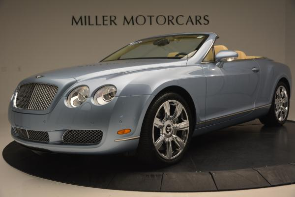 Used 2007 Bentley Continental GTC for sale Sold at Maserati of Greenwich in Greenwich CT 06830 27