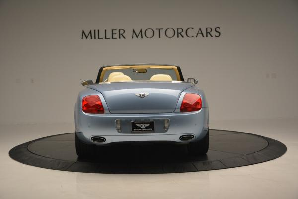 Used 2007 Bentley Continental GTC for sale Sold at Maserati of Greenwich in Greenwich CT 06830 6