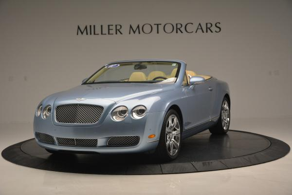 Used 2007 Bentley Continental GTC for sale Sold at Maserati of Greenwich in Greenwich CT 06830 1