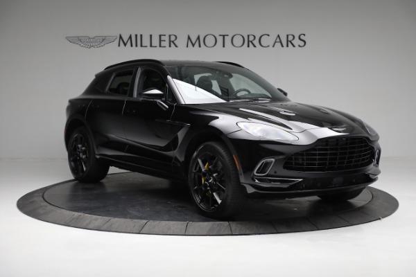New 2021 Aston Martin DBX for sale $209,686 at Maserati of Greenwich in Greenwich CT 06830 10