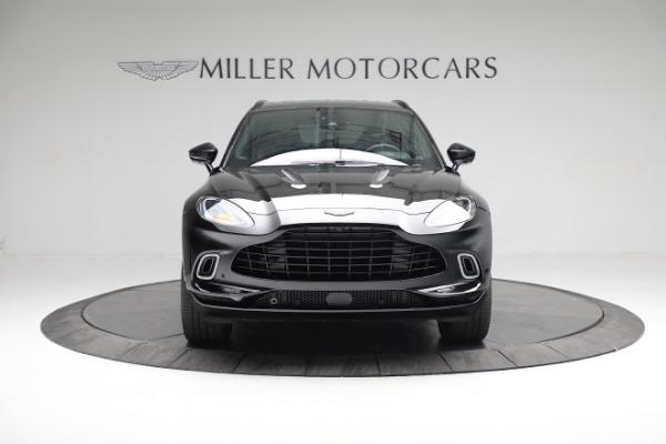 New 2021 Aston Martin DBX for sale $209,686 at Maserati of Greenwich in Greenwich CT 06830 11
