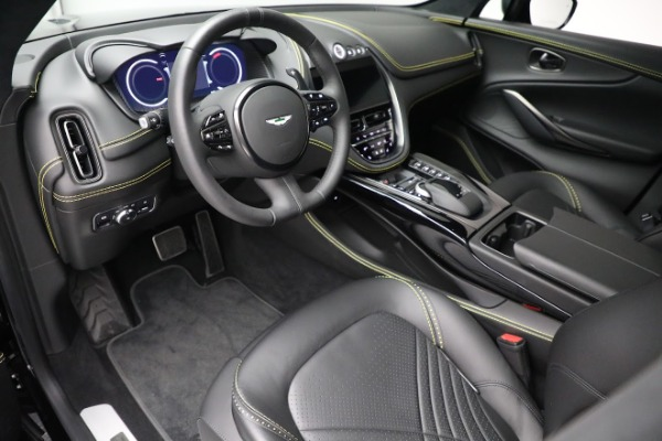 New 2021 Aston Martin DBX for sale $209,686 at Maserati of Greenwich in Greenwich CT 06830 13
