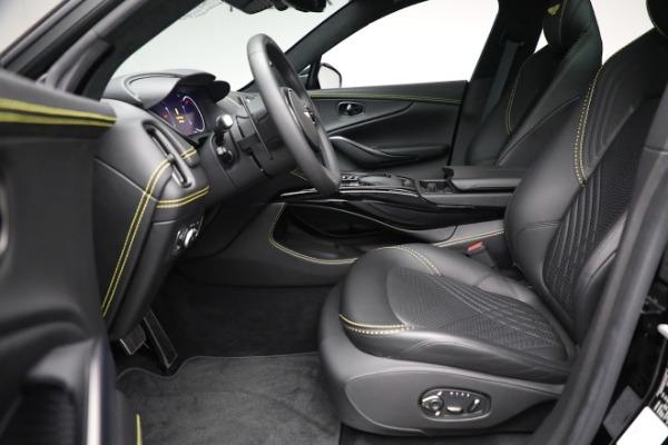 New 2021 Aston Martin DBX for sale $209,686 at Maserati of Greenwich in Greenwich CT 06830 14