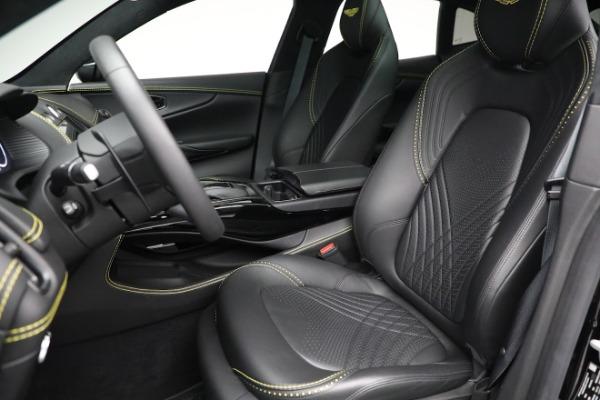 New 2021 Aston Martin DBX for sale $209,686 at Maserati of Greenwich in Greenwich CT 06830 15