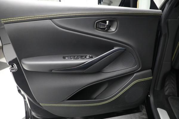 New 2021 Aston Martin DBX for sale $209,686 at Maserati of Greenwich in Greenwich CT 06830 17