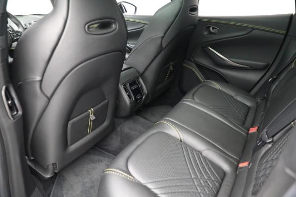 New 2021 Aston Martin DBX for sale $209,686 at Maserati of Greenwich in Greenwich CT 06830 18