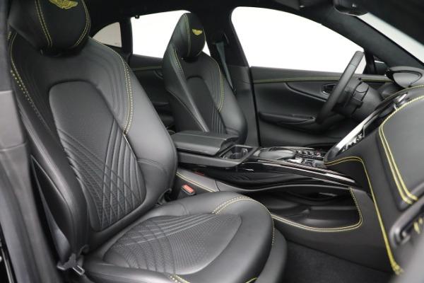 New 2021 Aston Martin DBX for sale $209,686 at Maserati of Greenwich in Greenwich CT 06830 21