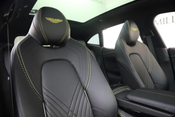 New 2021 Aston Martin DBX for sale $209,686 at Maserati of Greenwich in Greenwich CT 06830 22