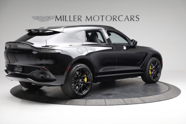 New 2021 Aston Martin DBX for sale $209,686 at Maserati of Greenwich in Greenwich CT 06830 7