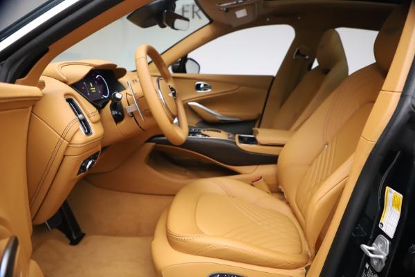 New 2021 Aston Martin DBX for sale $214,986 at Maserati of Greenwich in Greenwich CT 06830 10