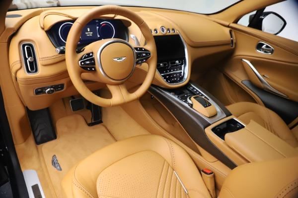 New 2021 Aston Martin DBX for sale $214,986 at Maserati of Greenwich in Greenwich CT 06830 11