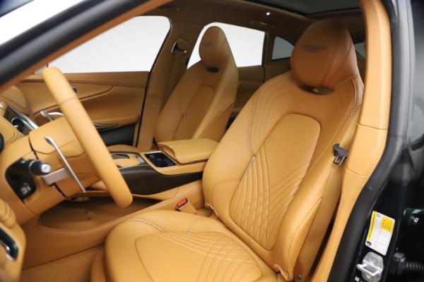 New 2021 Aston Martin DBX for sale $214,986 at Maserati of Greenwich in Greenwich CT 06830 12