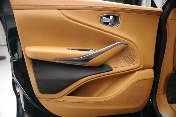 New 2021 Aston Martin DBX for sale $214,986 at Maserati of Greenwich in Greenwich CT 06830 13