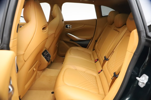 New 2021 Aston Martin DBX for sale $214,986 at Maserati of Greenwich in Greenwich CT 06830 14