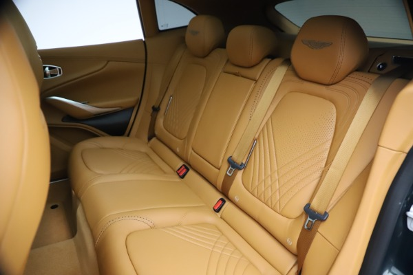 New 2021 Aston Martin DBX for sale $214,986 at Maserati of Greenwich in Greenwich CT 06830 16